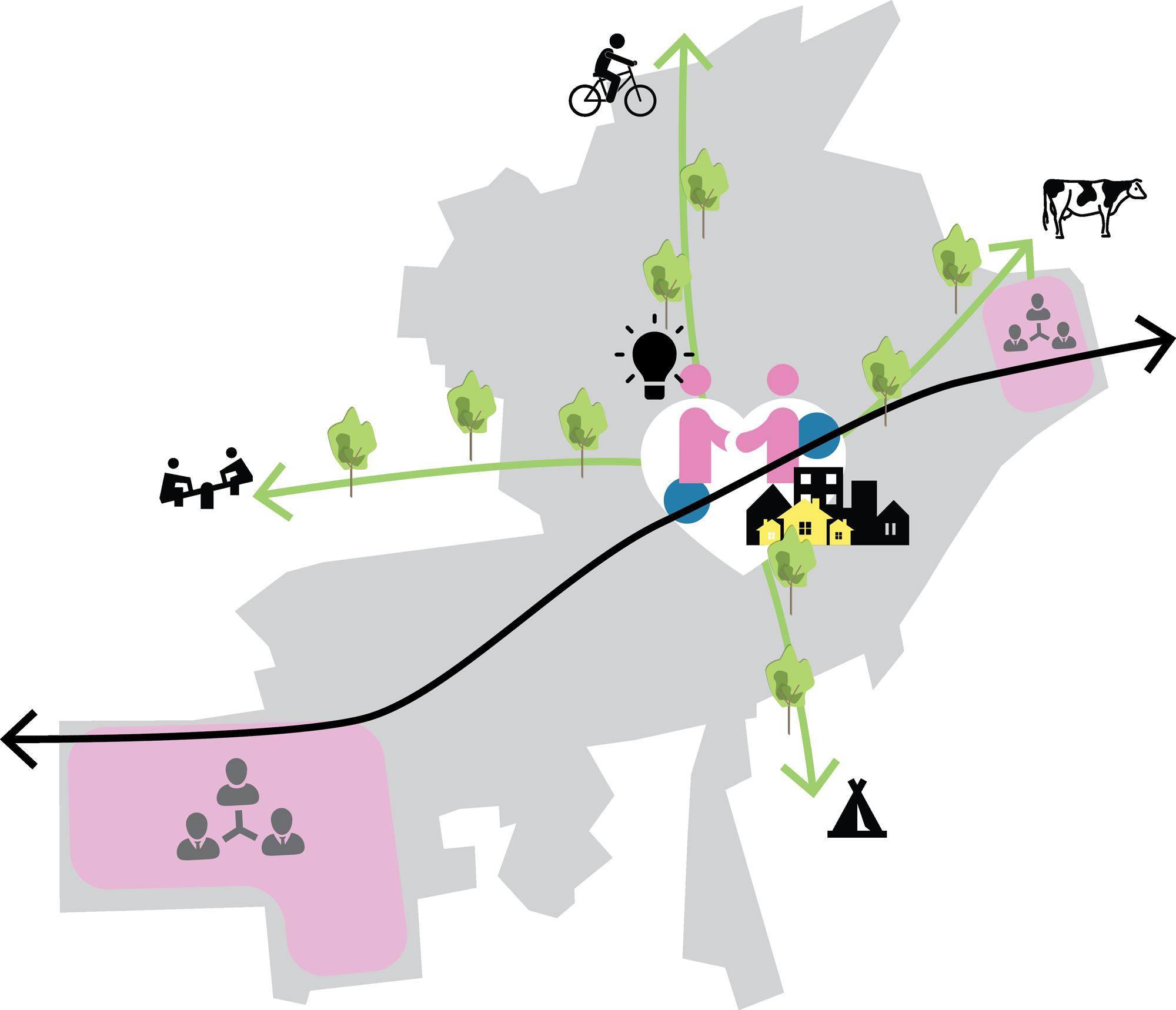 Vision for Bladel's centre 3