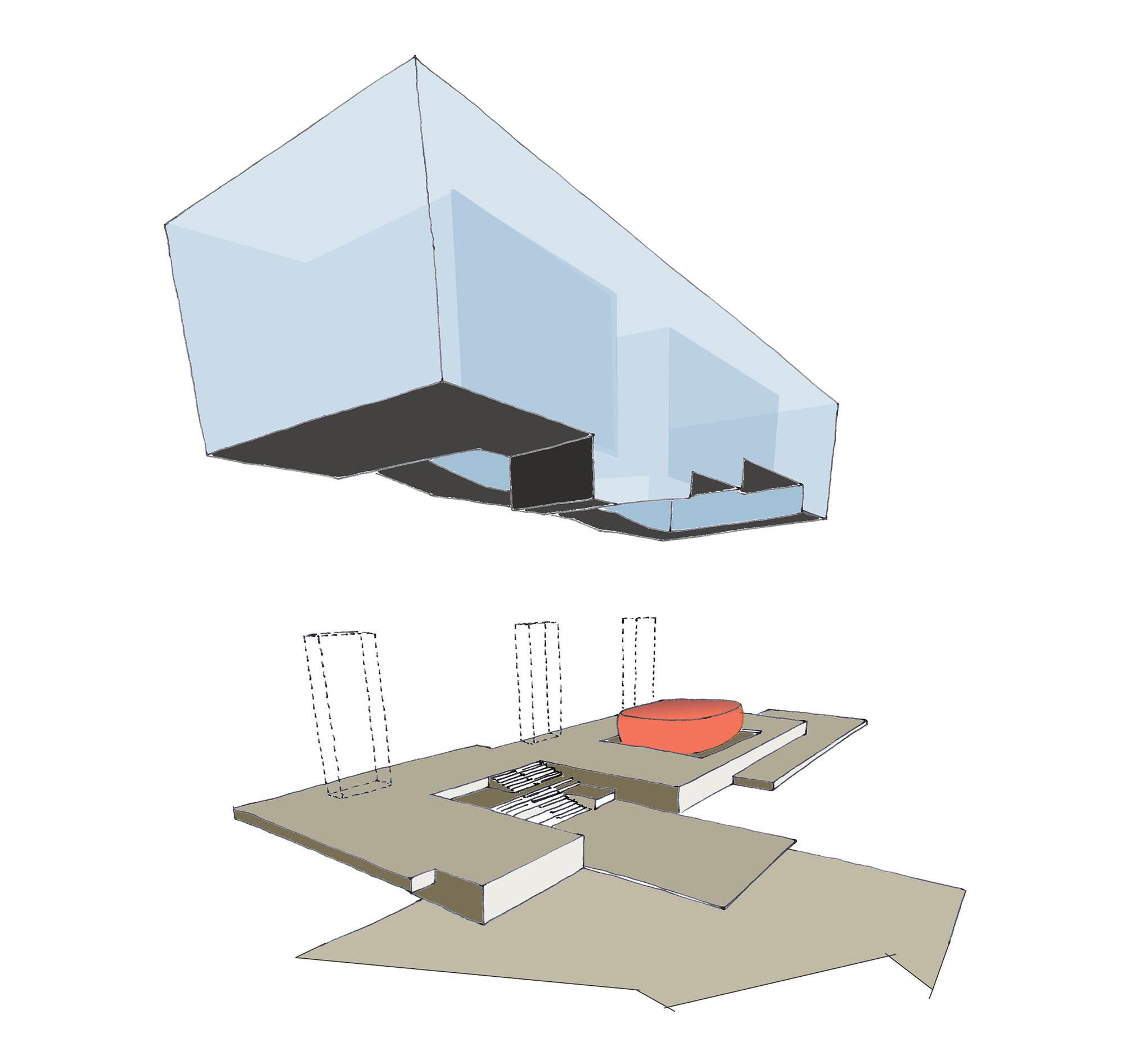 Bernoulliborg, Faculteit Wiskunde en Natuurwetenschappen 2