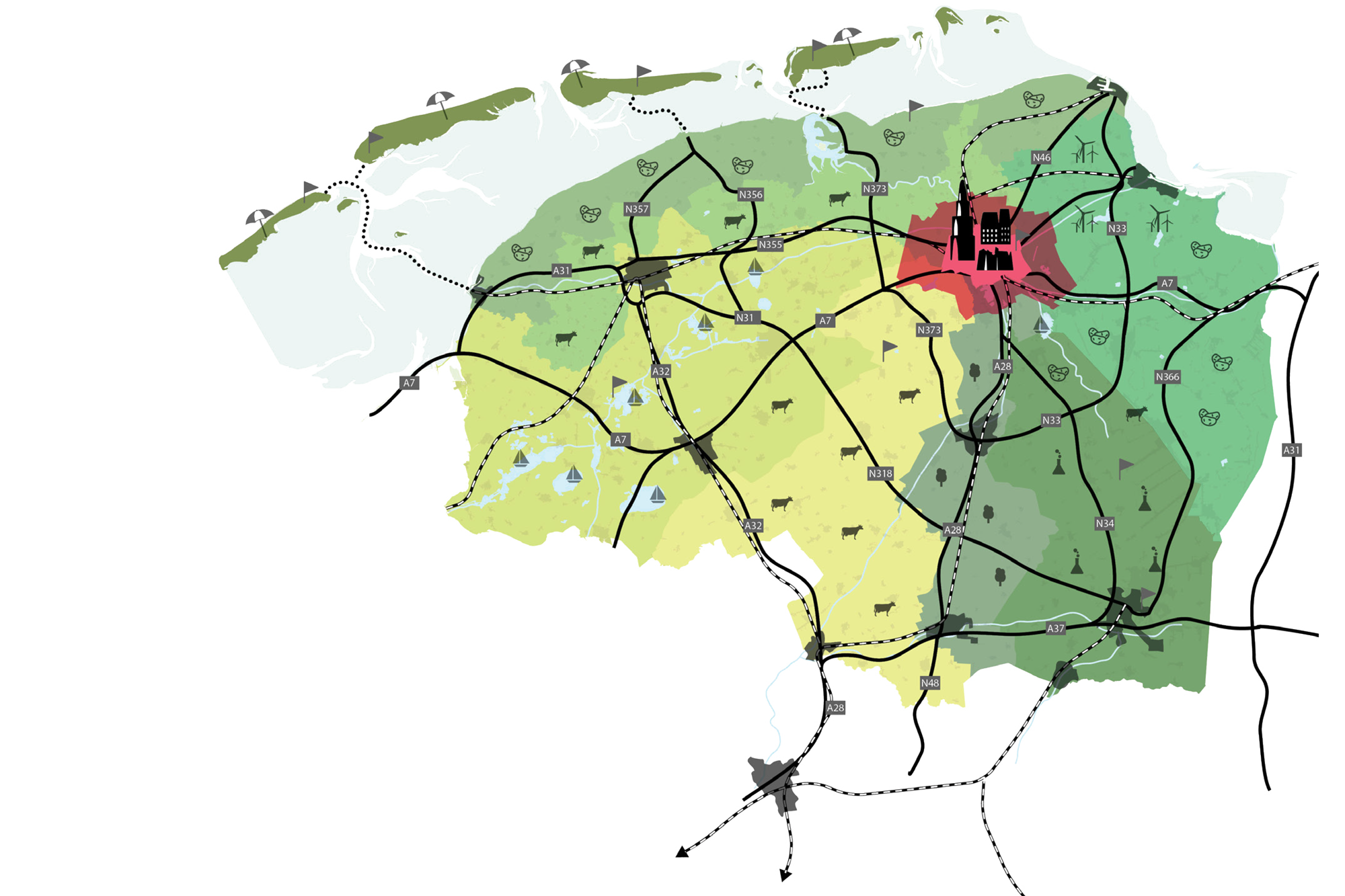 Study on Empowering the Northern Netherlands 7