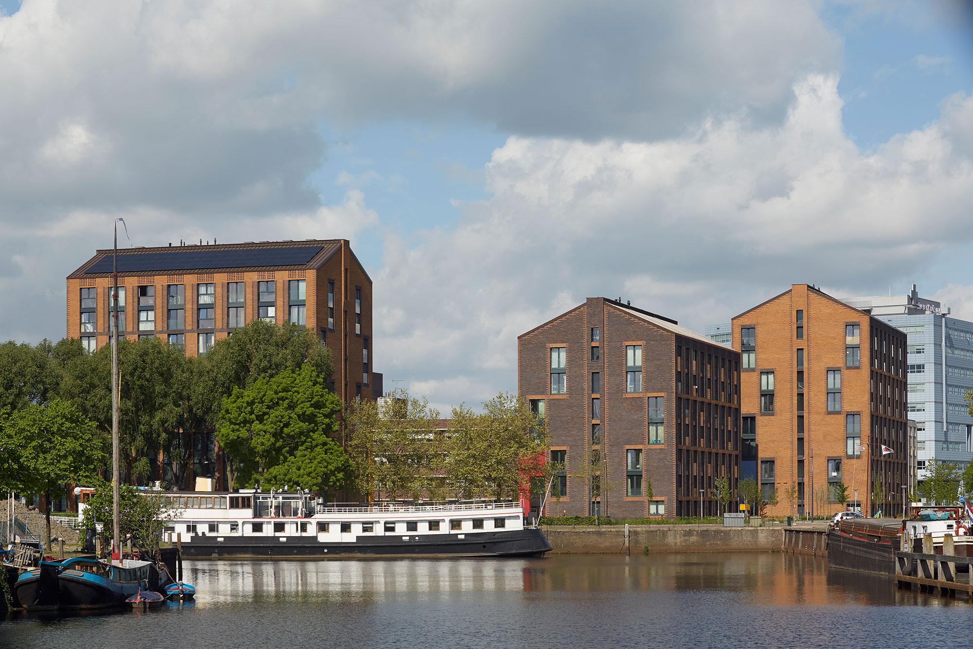 Student accommodation, Zwolle