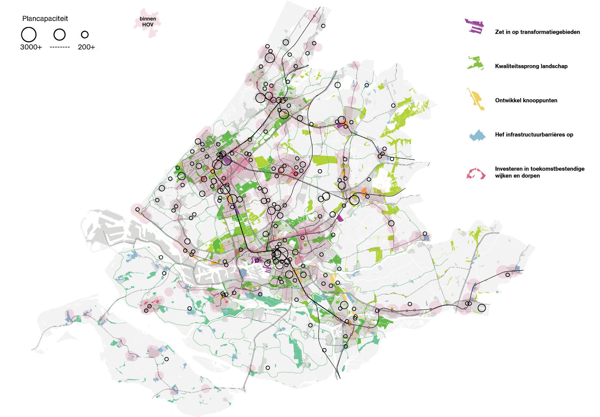 Routekaart Verstedelijking Zuid-Holland 3