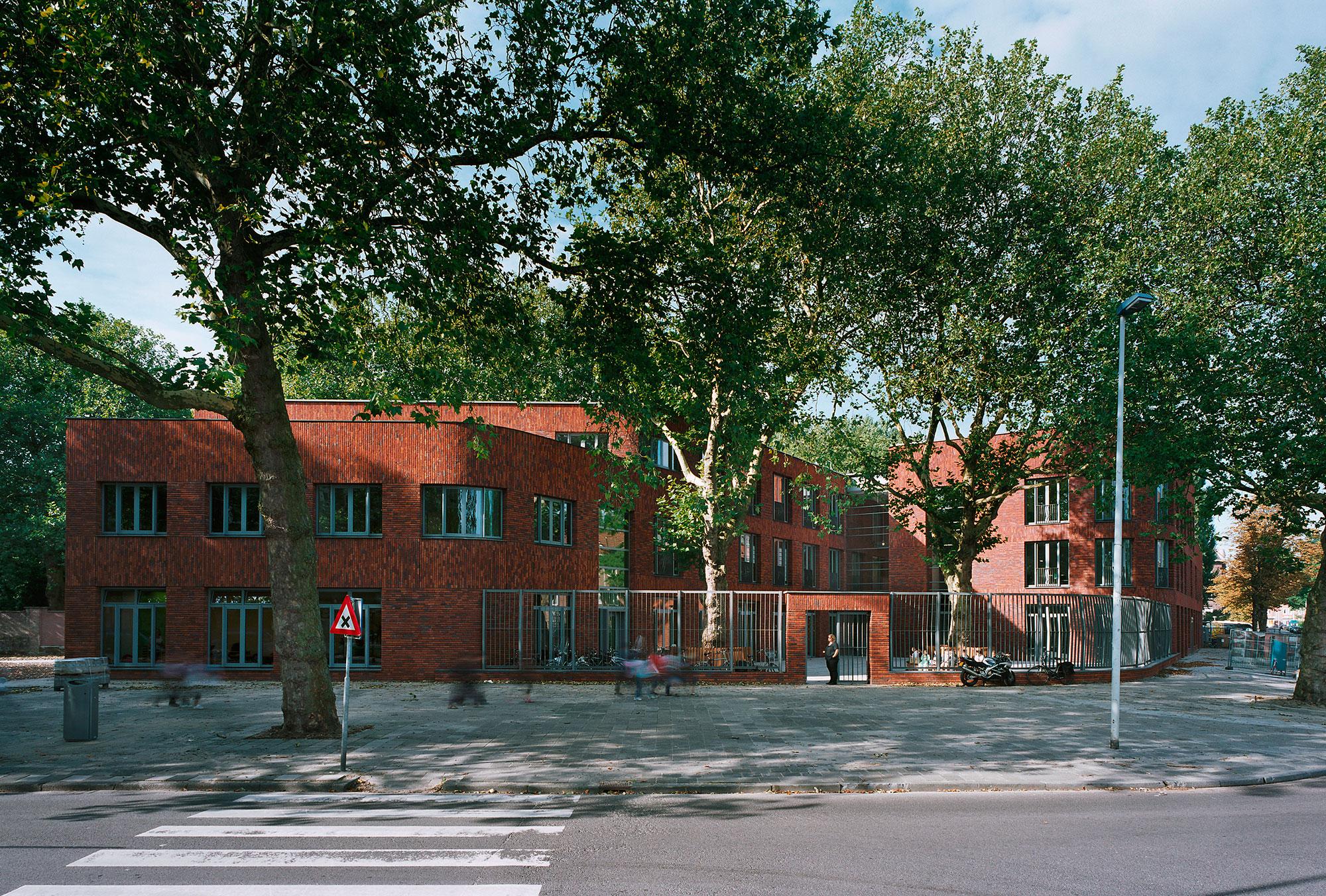 Brede school Nieuw Crooswijk 8