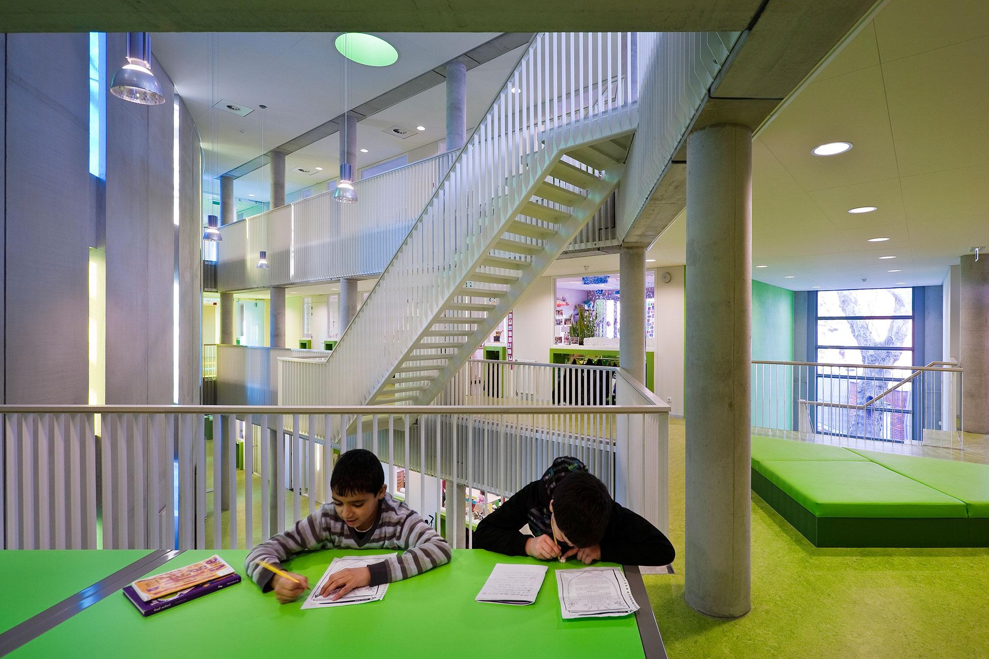 Brede school Nieuw Crooswijk 7