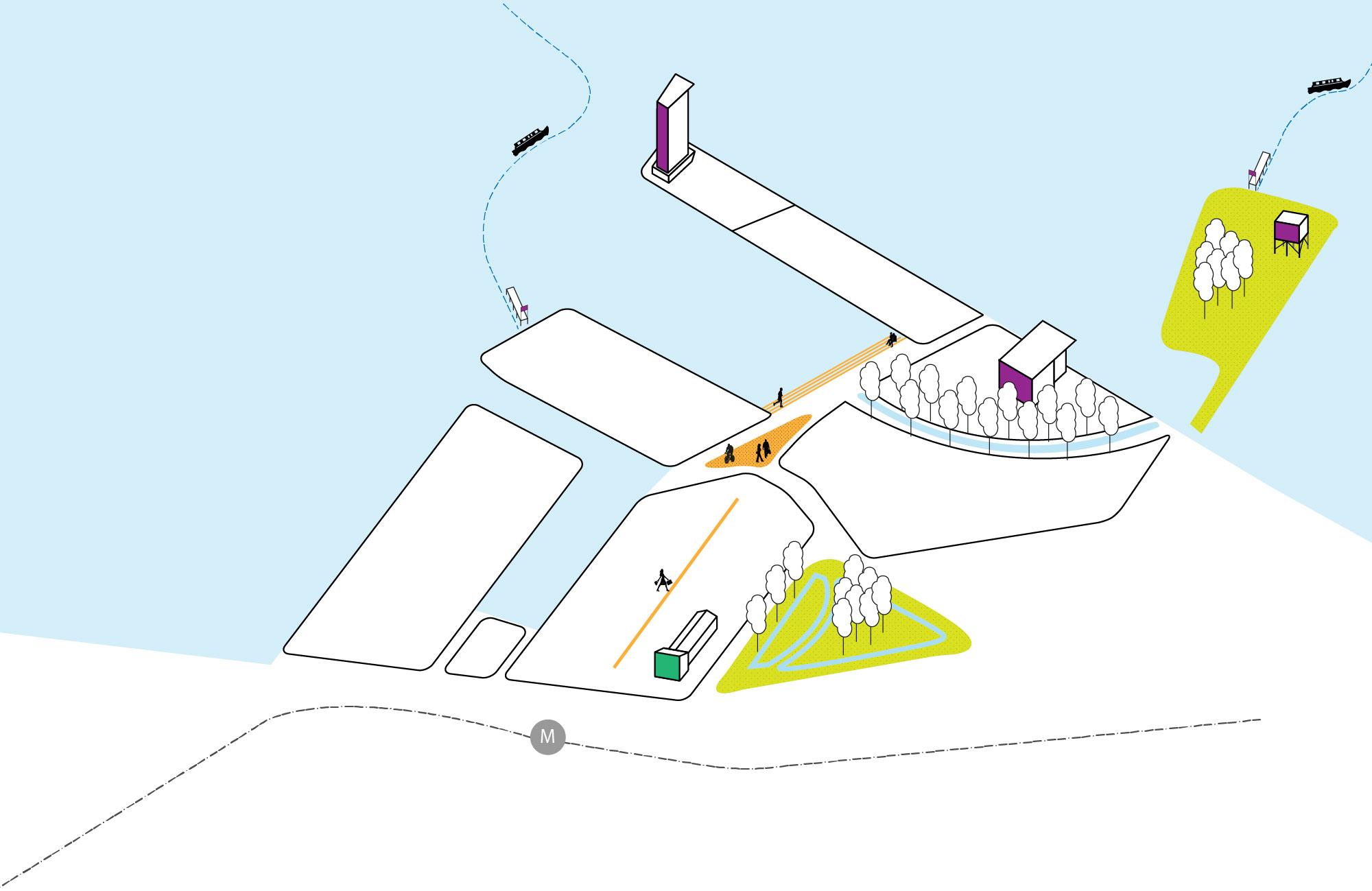 Concept kader Minervahaven 4