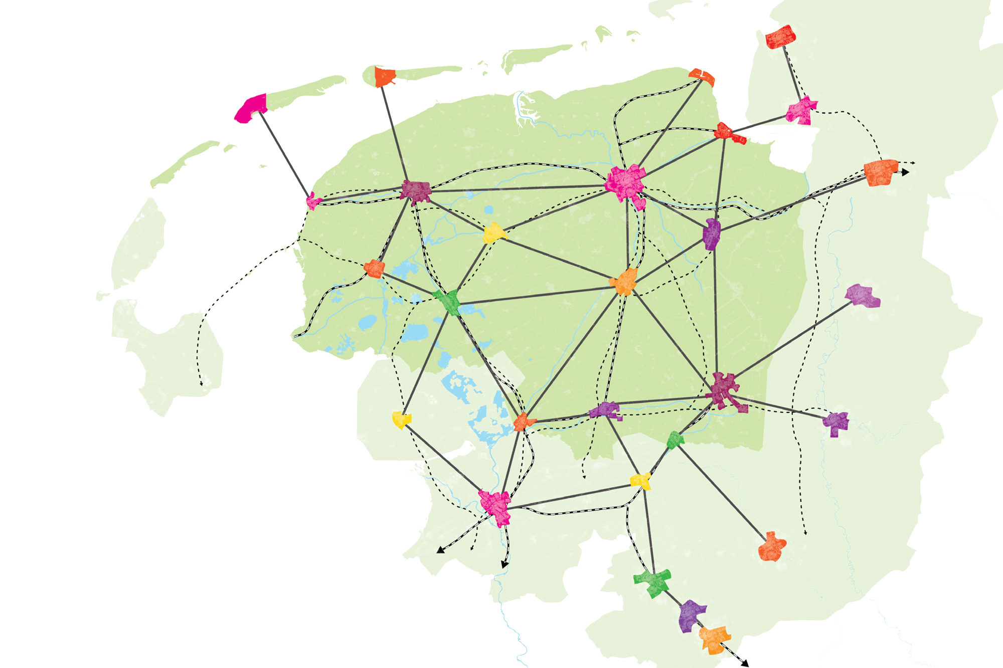 Study on Empowering the Northern Netherlands 8