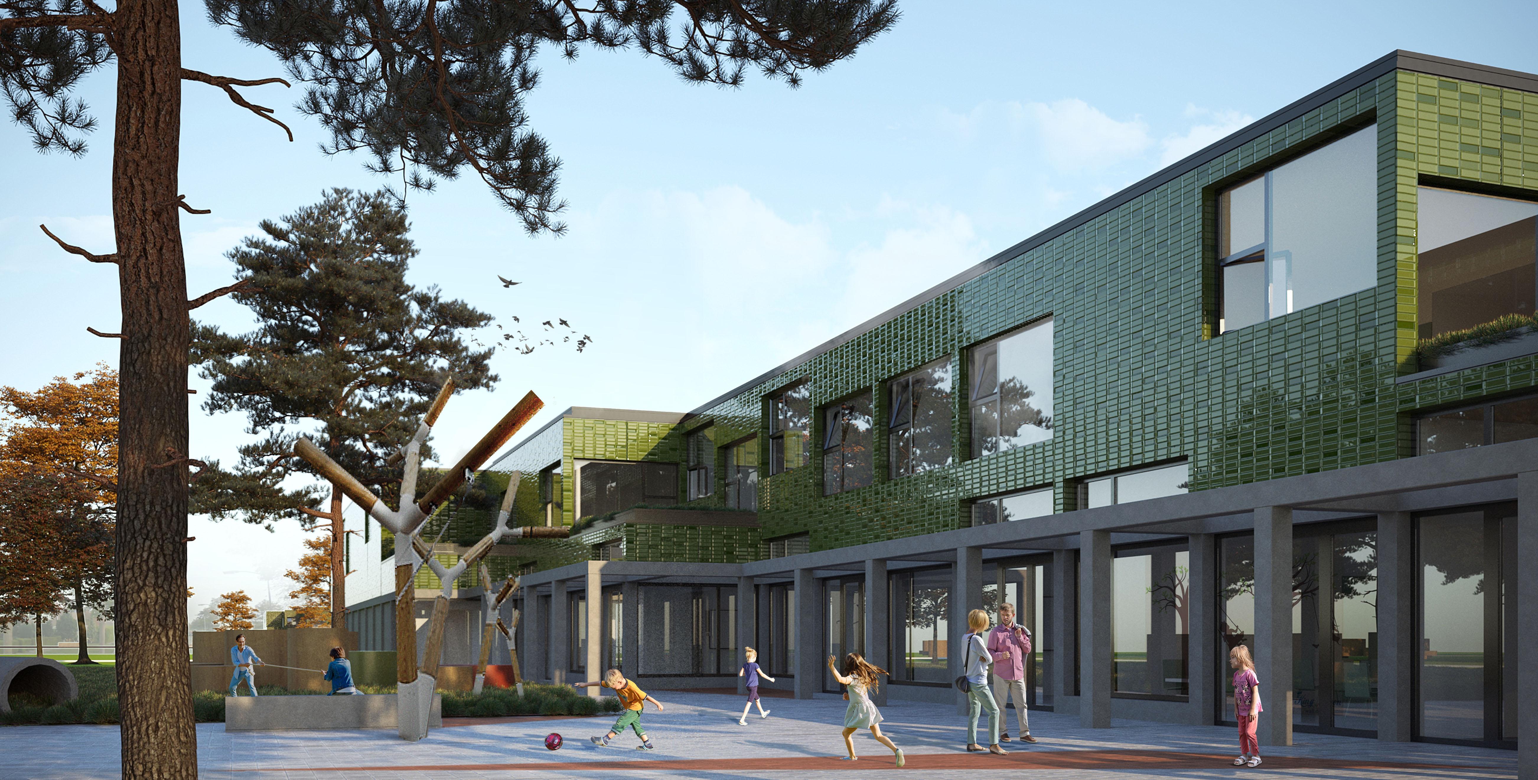 De Villa – Day-care centre with housing