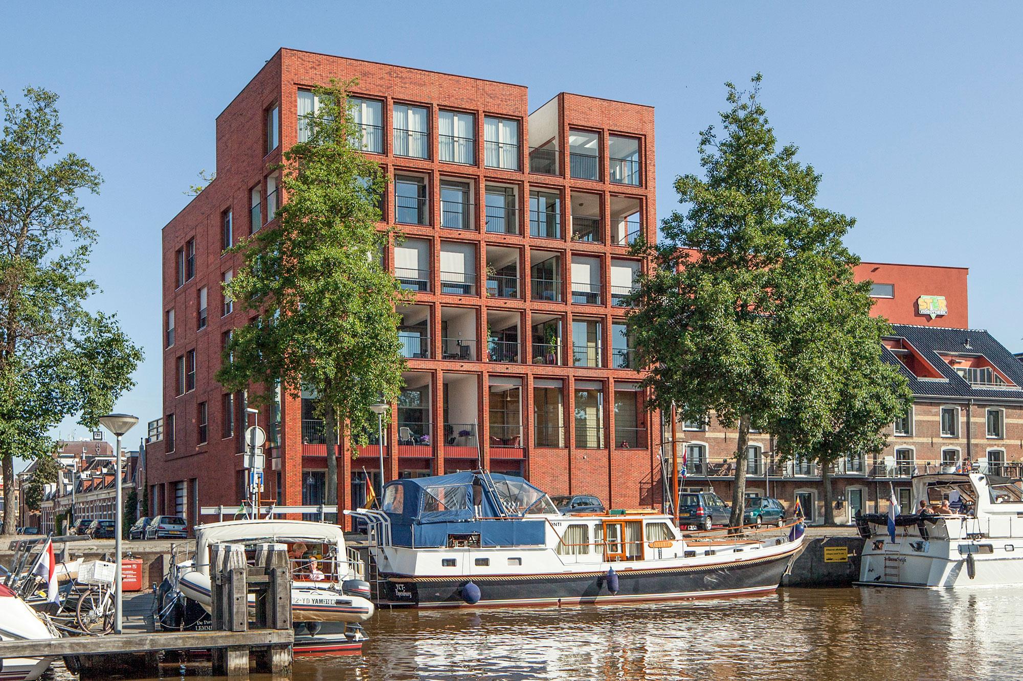 Appartementen Harbour House 3