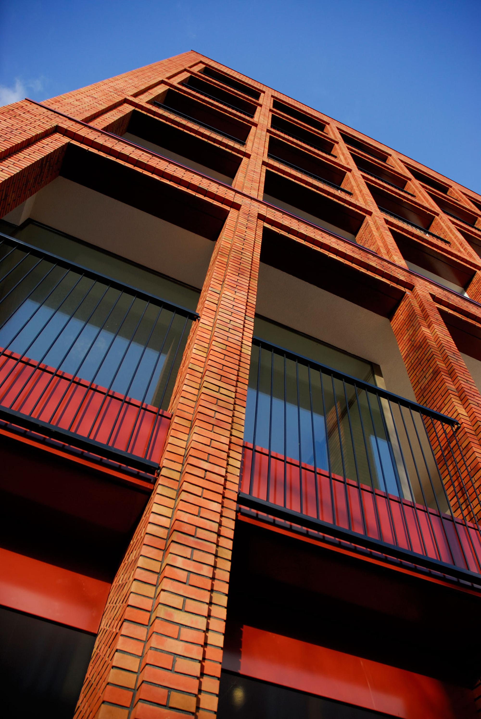Appartementen Harbour House 6