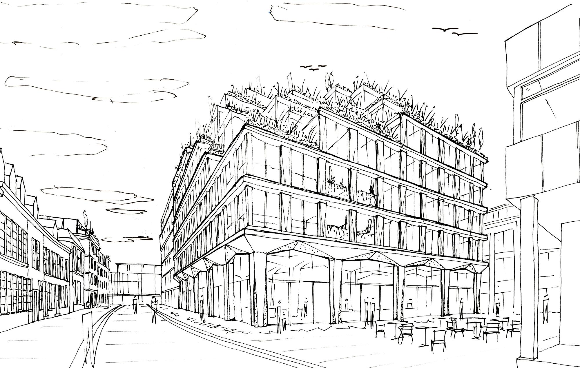 Markthal Mercado en luxe appartementen 3