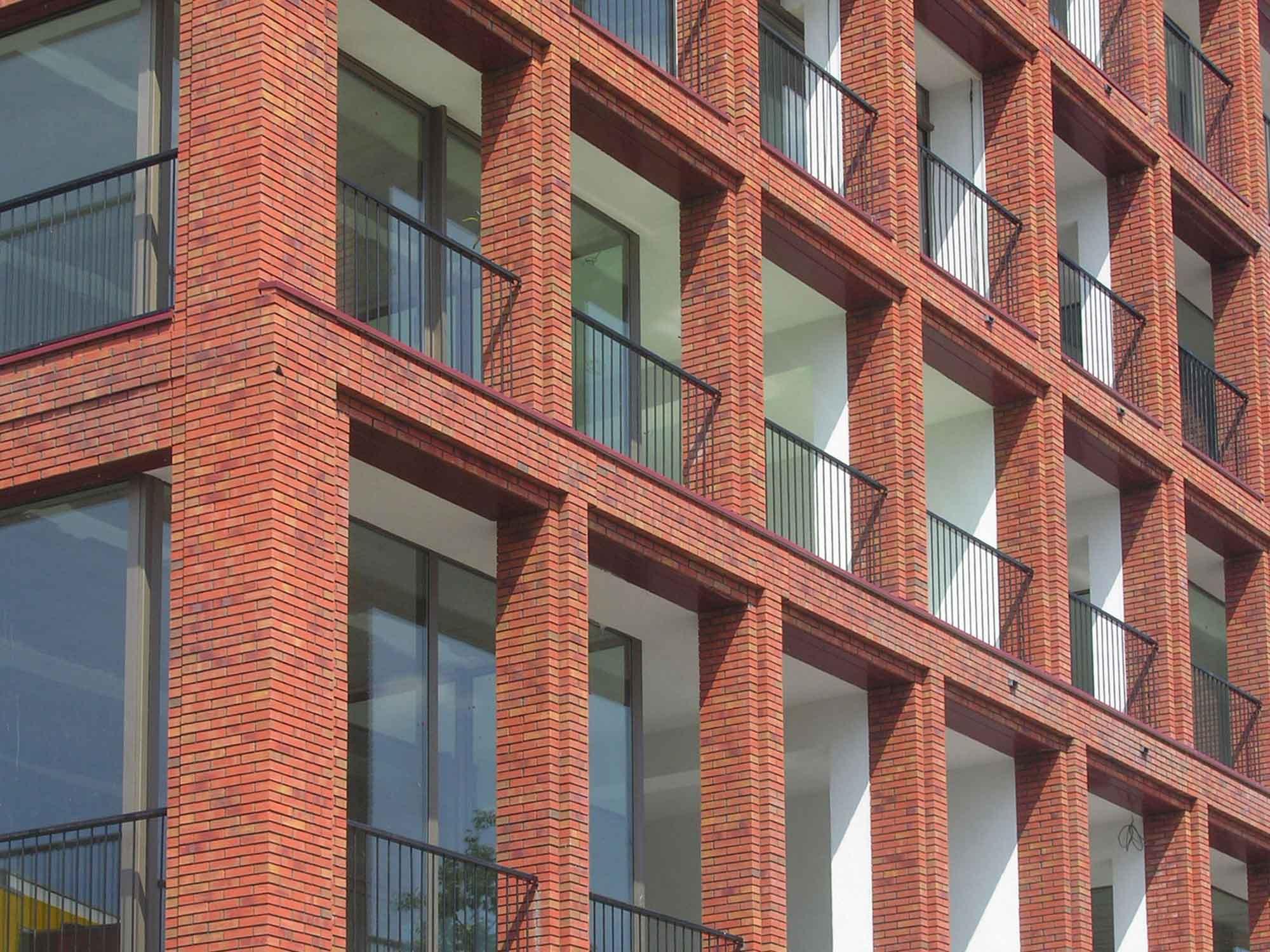 Appartementen Harbour House 1