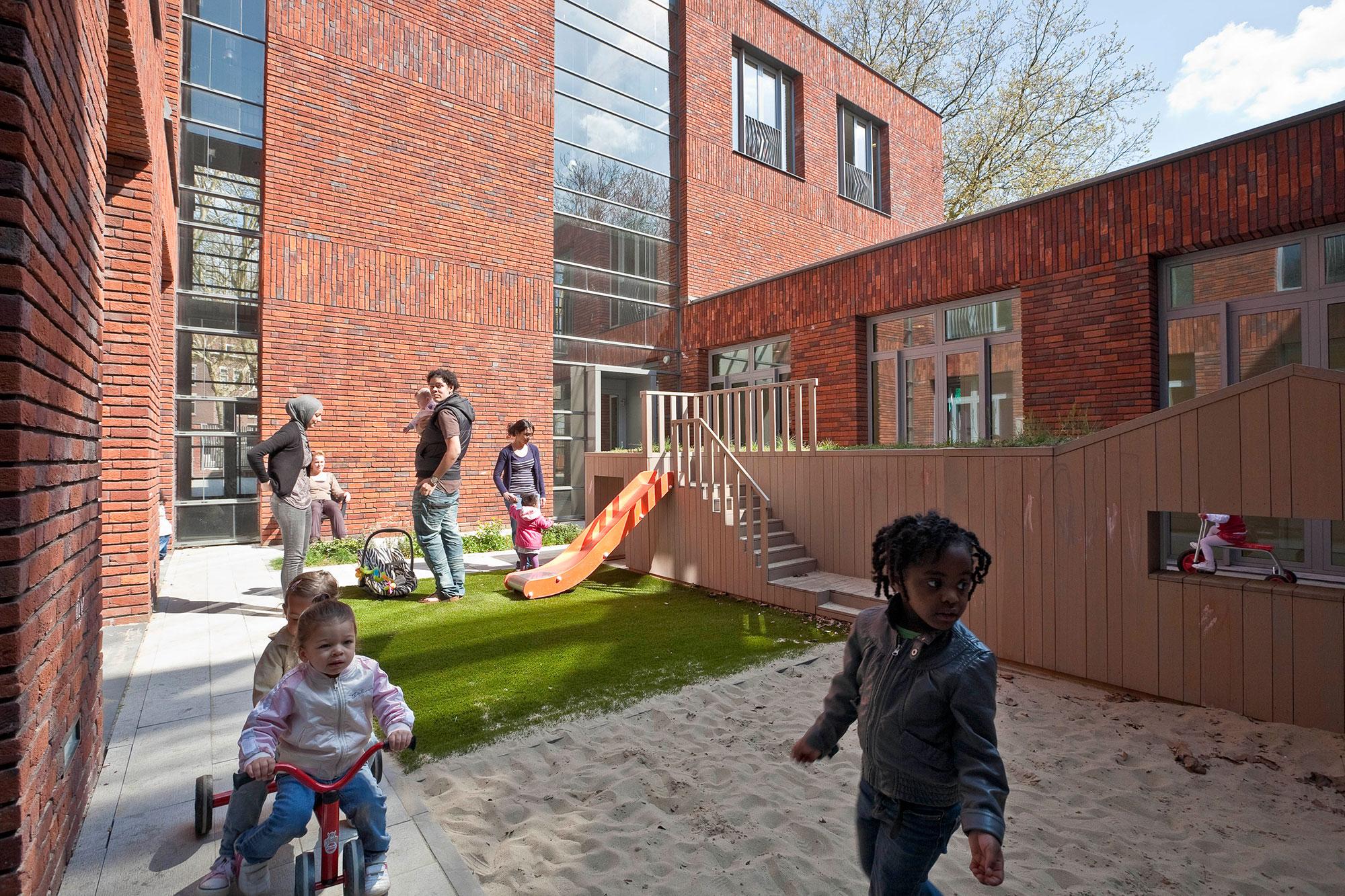 Brede school Nieuw Crooswijk 10