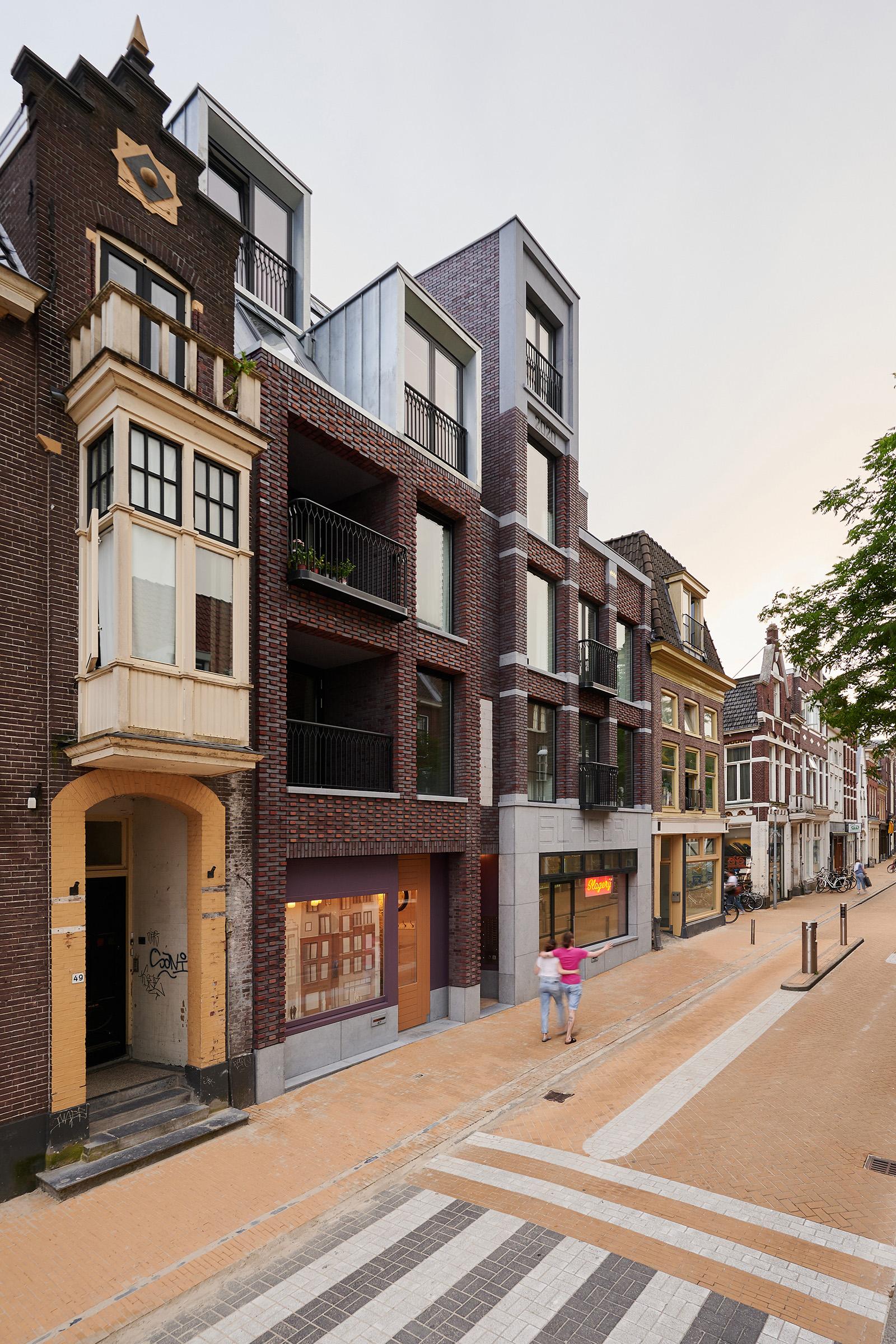 Steentilstraat Groningen 1